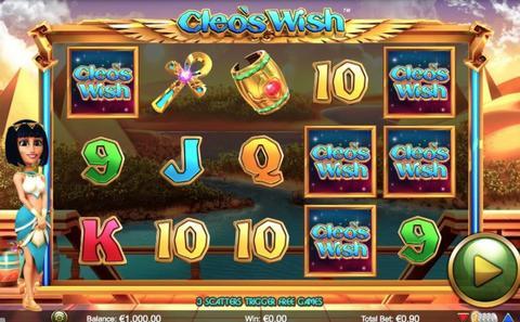Online Casino «Ротативка Желанието на Клео»