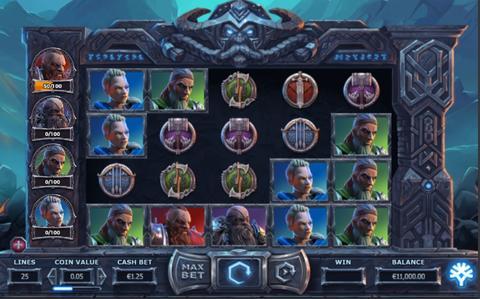 Online Casino «Vikings Go to Hell slot »